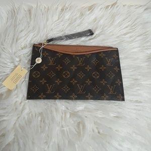 Flat wallet 9 x 6